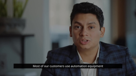 Thumbnail for entry Warehouse Optimization through Automation supported by SAP Team at Deloitte's Digital Factory (Sub)