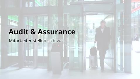 Thumbnail for entry Deloitte Mitarbeitervideo  Christoph Schenk - Managing Partner | Audit & Assurance