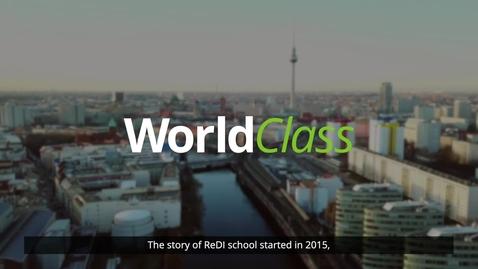 Thumbnail for entry Deloitte und ReDI: Rückblick auf das Pro-bono-Projekt ReDI Connect