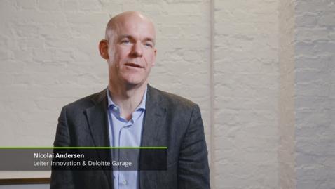 Thumbnail for entry Deloitte Digital Talks: Digital Ethics – Interview mit Nicolai Andersen