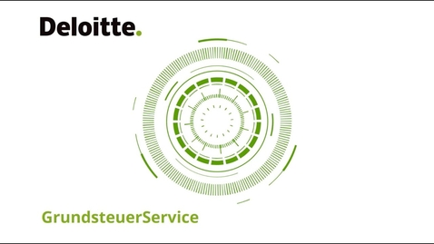 Thumbnail for entry Deloitte GrundsteuerService