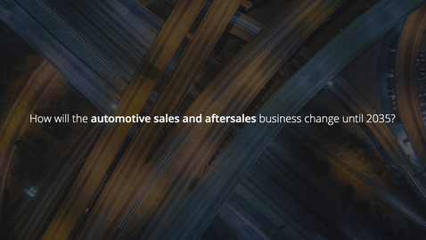 Thumbnail for entry Future of Automotive Sales and Aftersales (Euro5, China, Japan, United States)   Trailer