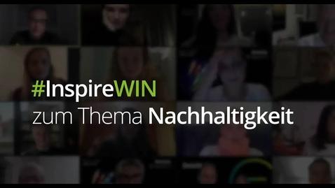 Thumbnail for entry #InspireWIN - Women In Network: Nachhaltigkeit in verschiedenen Branchen   18.–22. Januar 2021
