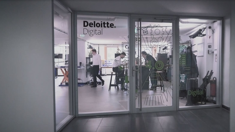 Thumbnail for entry Deloitte Digital Factory | Ideenlabor für Industrie 4.0