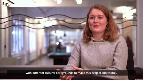 Thumbnail for entry Pro-bono-Projekt ReDI Connect: Insights von Anna (Deloitte Digital)